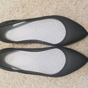 Women's Crocs Rio Flat Shoes 8